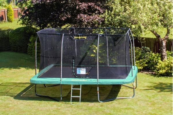 10ft x 14ft Rectangular JumpKing  Premium Trampoline