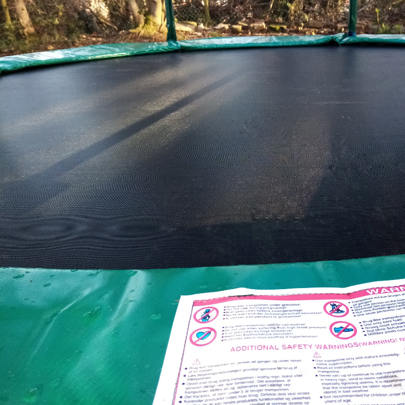 SAfety Padding for Jumpire Premium Trampoline 13 foot